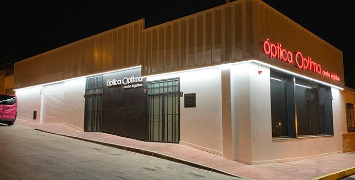 Óptica Óptima tiene más de 20 establecimientos en la Comunitat Valenciana y en la Región de Murcia.