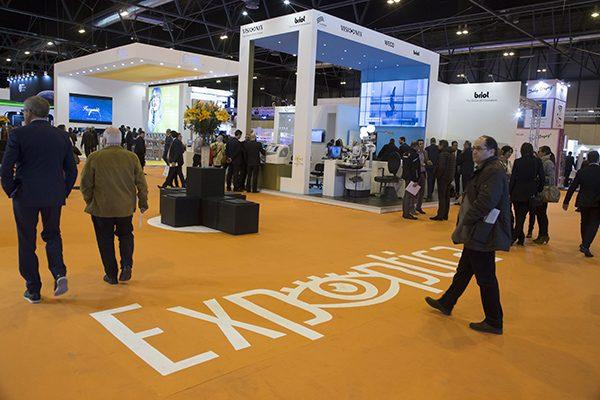 Expoóptuca 2018 reunió a casi 160 empresas expositoras.