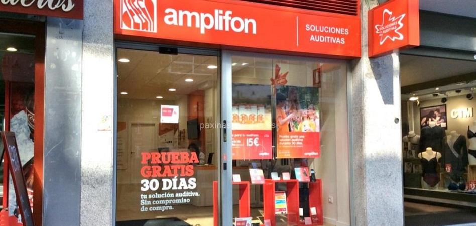 Centro de Amplifon en España.