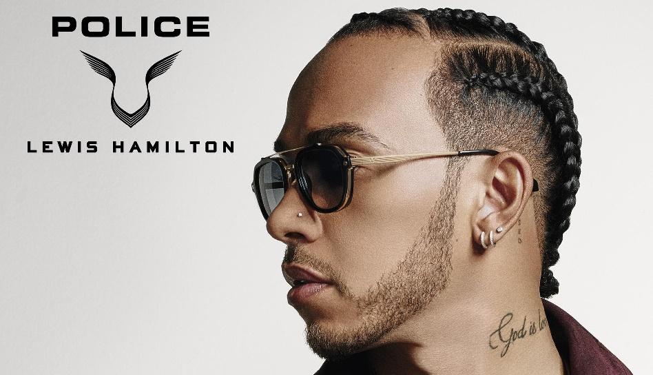 La colección Police X Lewis Hamilton está compuesta por diez modelos.