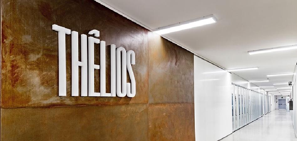 Oficinas de Thélios en Nueva York