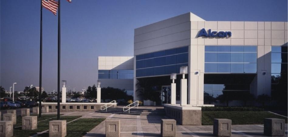 Sede de Alcon en Estados Unidos.