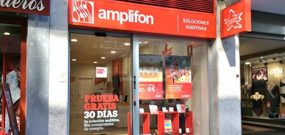 Tienda de Amplifon.