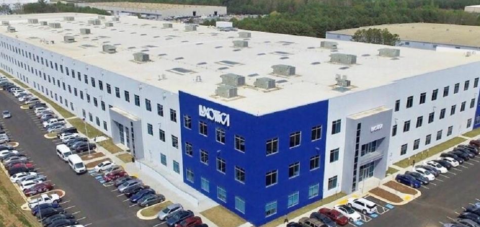 Edificio de Luxottica (ahora Essilorluxottica) en Atlanta.