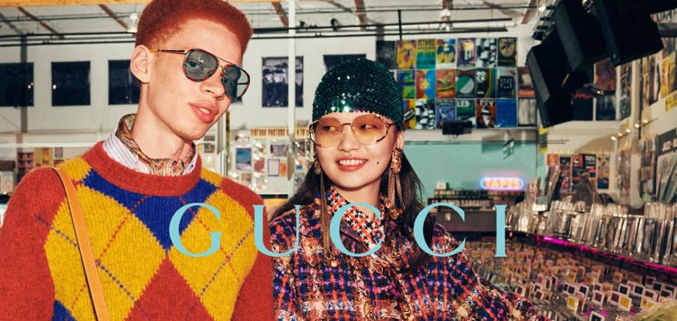 Kering Eyewear - Gucci