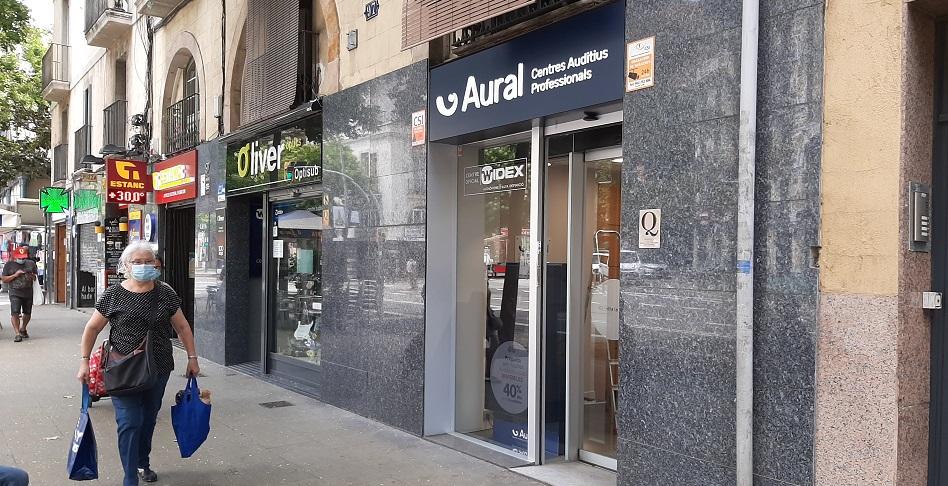 Aural/Sants/Barcelona